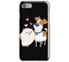 Max From The Secret Life of Pets iPhone Case/Skin