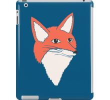 Cute fox iPad Case/Skin