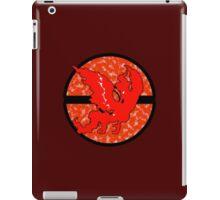 Pokemon GO Team Valor iPad Case/Skin