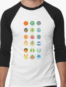 Generations  Men's Baseball ¾ T-Shirt