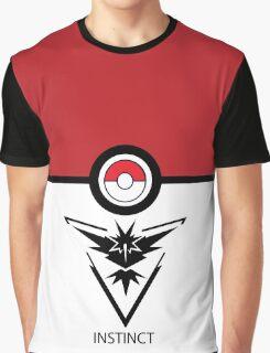 Go INSTINCT -  Pokemon Go Graphic T-Shirt
