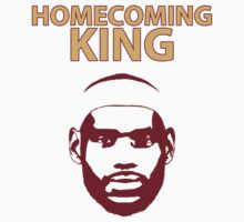Lebron James - Homecoming King by AllisaB