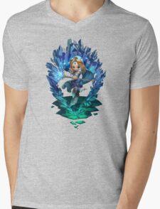 Crystal Maiden Dota 2 Mens V-Neck T-Shirt