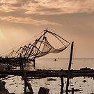 Kochi Fishing by Sid Paleri