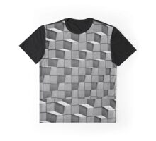 White Shelves Graphic T-Shirt