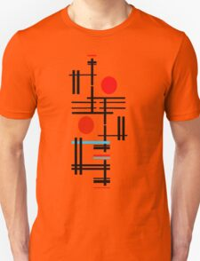 Red - Contempo Unisex T-Shirt