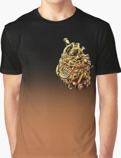 Machine Heart Graphic T-Shirt
