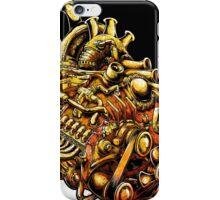 Machine Heart iPhone Case/Skin