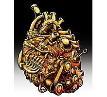 Machine Heart Photographic Print