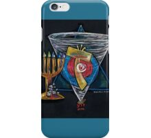 ZAYIN - 7 - Sword of Time iPhone Case/Skin