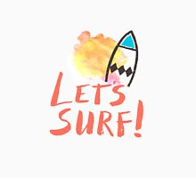 Let's surf! Unisex T-Shirt
