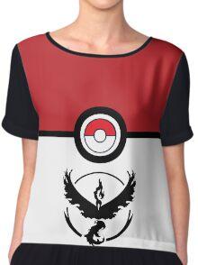 Go VALOR - Pokemon Go Chiffon Top