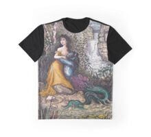 Blessed is the woman who comes to know the gods of the river Graphic T-Shirt