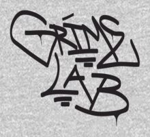 Grime Lab Graffiti tag by Maestro Hazer