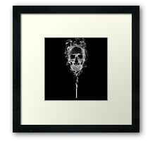 Smoking Kills Framed Print