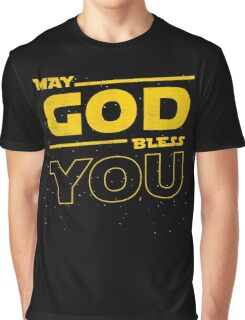 May GOD Bless YOU Graphic T-Shirt