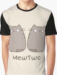 MewTwo Graphic T-Shirt