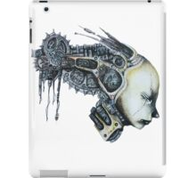Steam Punk Clockwork Artwork iPad Case/Skin