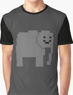 Unturned Elephant Graphic T-Shirt