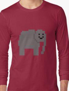 Unturned Elephant Long Sleeve T-Shirt