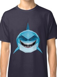 BLUE SHARK FINDING DORY AND NEMO Classic T-Shirt