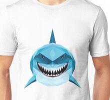 BLUE SHARK FINDING DORY AND NEMO Unisex T-Shirt