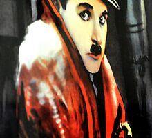 CHARLIE CHAPLIN HOLLYWOOD ICON by JAYMILO