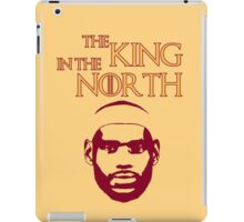 Lebron James - The King in the North iPad Case/Skin