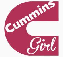Cummins Girl Kids Tee