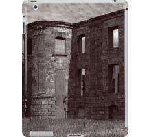 Downhill, Northern Ireland iPad Case/Skin