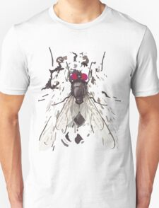 Abstract Fly on Shirt T-Shirt