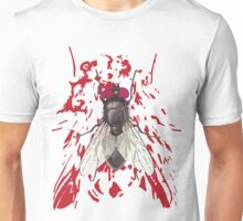 Abstract Fly on Shirt 2 Unisex T-Shirt