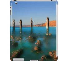 BEACH NEAR ADELAIDE iPad Case/Skin