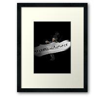 My Chemical Romance The Black Parade Framed Print