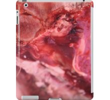 meat texture iPad Case/Skin