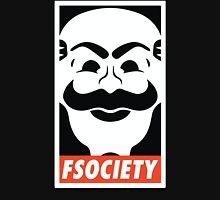 Fsociety Mask Mr. Robot  Unisex T-Shirt