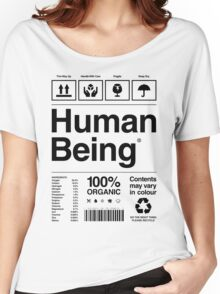 Human Being® Women's Relaxed Fit T-Shirt