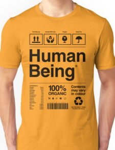 Human Being® Unisex T-Shirt