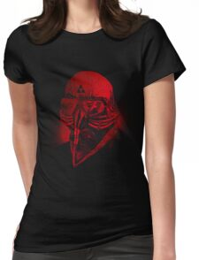 Pilot Alien Womens Fitted T-Shirt