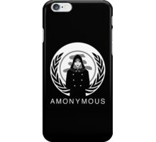 Never Forgive, Never Forget. iPhone Case/Skin