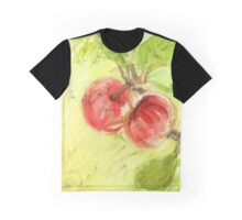Two Red Apples - 2012 Graphic T-Shirt