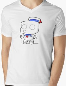 Stay Chibi Mens V-Neck T-Shirt