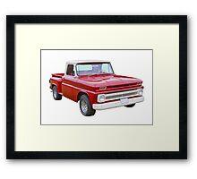 1965 Chevrolet Pickup Truck Framed Print