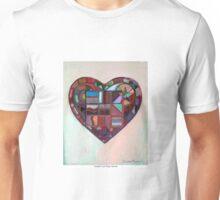 Corazón 5 por Diego Manuel Unisex T-Shirt