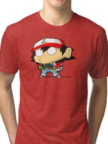 Gotta Chibi Them All Tri-blend T-Shirt