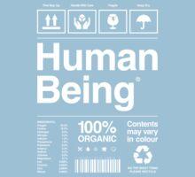 Human Being®   Alternate Kids Tee