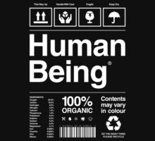 Human Being® | Alternate Kids Tee