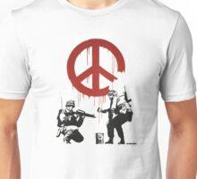 BANKSY - CND Unisex T-Shirt