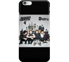 v sos iPhone Case/Skin