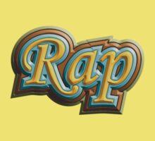 Vintage Rap One Piece - Short Sleeve